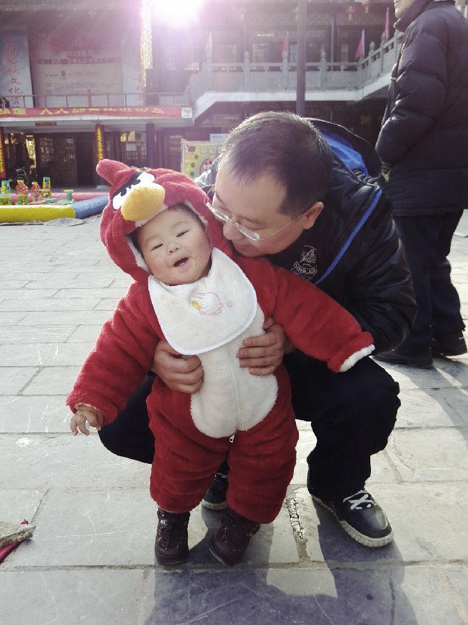 9.17 和小朋友抢玩具 【宝宝成长日记】