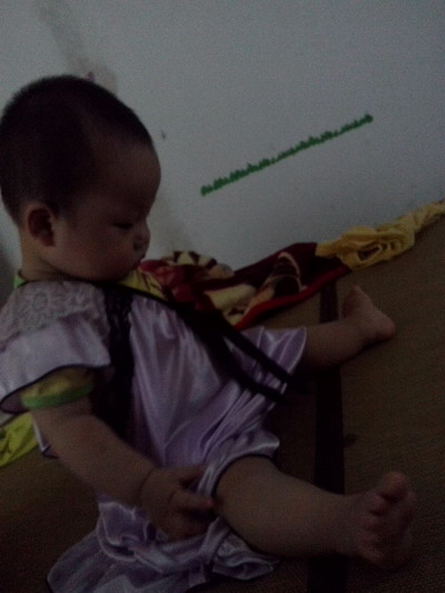男宝宝穿着打扮